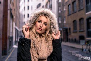 Amber Tutton Model