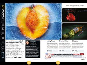 N-Photo Magazine 2nd place November - Food
